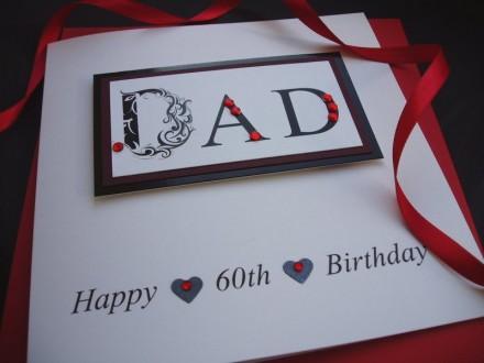 Birthday Dad Card