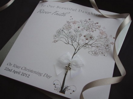 Christening Flower Tree
