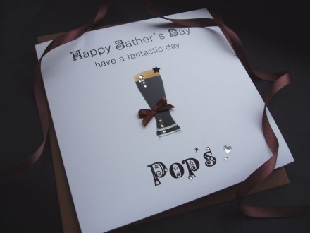 Father's Day Guinness Card