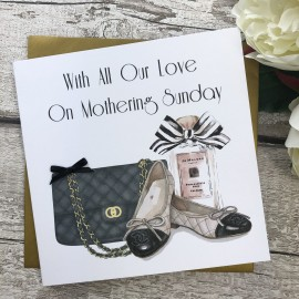 Handmade Mother's Day Card (It's All About Style)