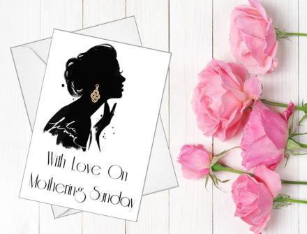Handmade Mother's Day Card (Darling Darling)