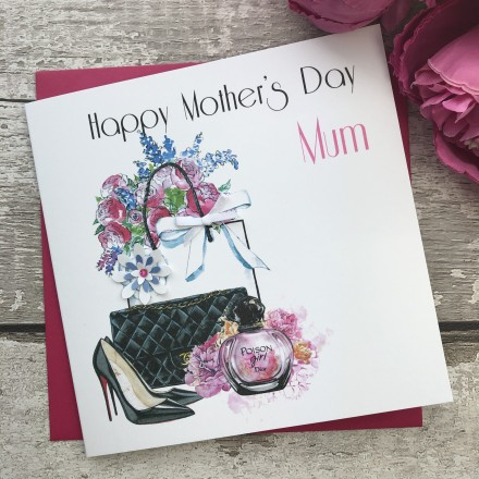 Handmade Mother's Day Card (Gorgeous Gorgeous)